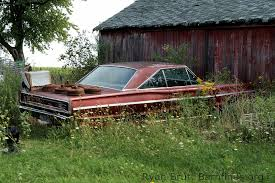 Tractor Barn The Hemi U0027s On The Farm Part Two The 1969 Hemi Charger 500 In The