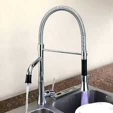 kitchen sink faucet reviews sensor kitchen faucet kitchen faucet with led light led kitchen
