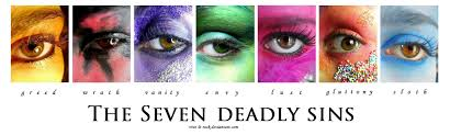 the seven deadly sins 7 deadly sins of online course design u2013 cat food