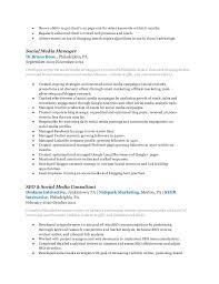 Sample Brand Manager Resume by Captivating Digital Marketing Manager Resume 68 For Creative