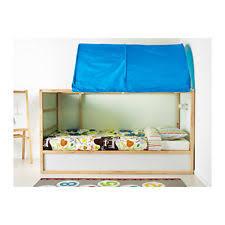 ikea kura bed tent canopy blue design kids ebay