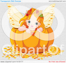 halloween clipart transparent background clipart of a cute red haired fairy holding a wand inside a