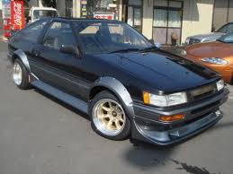 toyota corolla gt coupe ae86 for sale toyota corolla levin ae86 gt apex for sale car on track trading