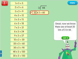 division by chunking a year 5 division resource for interactive
