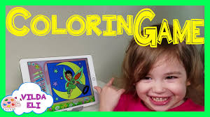 coloring app for kids painting game by kedronic uab vilda eli