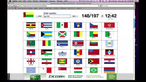 Flag Of The World Flags Of The World Quiz Youtube