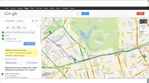 Maps Route by Google Maps Find A Hotel On Your Route