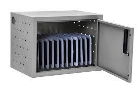 Charging Station Desk Luxor 12 Slot Wall Desk Tablet Chromebook Charging Box Encore