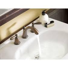 Widespread Bathroom Faucet Brushed Nickel Bathroom Moen Brantford Faucet For Your Kitchen And Bathroom
