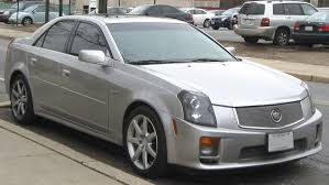 2004 cadillac cts v information and photos zombiedrive