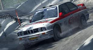 bmw rally dirt rally ps4 preview rally sim is console bound evo