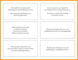 what to say in a wedding thank you card 8 what to say in a wedding thank you card farmer resume