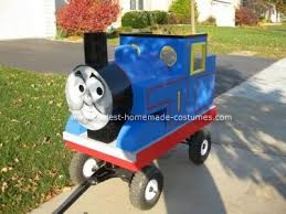 Tank Halloween Costume Thomas Train Halloween Costume Original Homemade Thomas