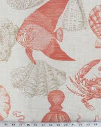 Drapery And Upholstery Fabric Best 25 Coral Fabric Ideas On Pinterest Upholstering Chairs