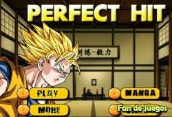 play dragon ball rock paper scissors free dragon ball game