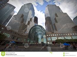 nyc world financial center u0026 winter garden editorial photography