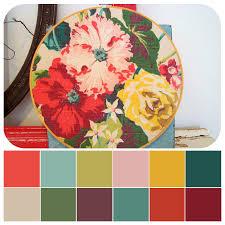 1950s color scheme jodie lee designs free designer color palette fabulous fall