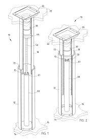 patent us6494005 telescopic linear actuator google patents