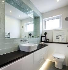 bathroom led lighting ideaswarm white led light strips are used as