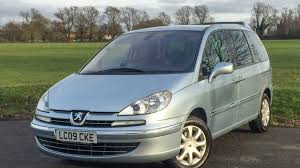 used peugeot 807 peugeot 807 2 0 hdi se turbo diesel 6 speed 7 seater mpv bluetooth