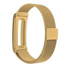 bracelet fitbit images Milanese mesh bracelet with case protector for fitbit alta hr jpg