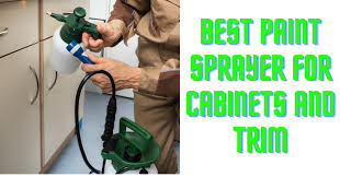 what is the best paint sprayer for cabinets top 7 best paint sprayer for cabinets and trim 2021 thewoodweb