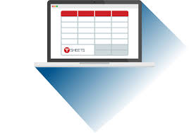 Automated Timesheet Excel Template Tracking Spreadsheet Excel Timesheet To Calculate Work Hours