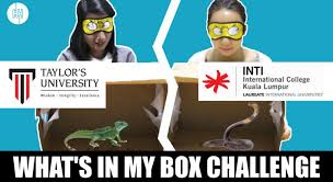 Whats In The Box Meme - video what s in my box challenge hostel hunting blog malaysia