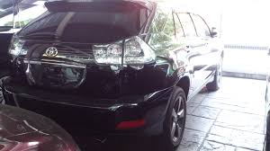 toyota harrier 2008 toyota harrier 2 4 premium l full spec sunroof unreg 2010