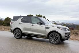 land rover discovery 2017 land rover discovery first drive review digital trends