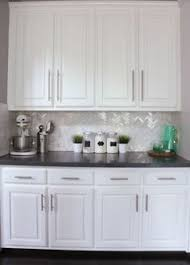 White Backsplash Kitchen by The Silverdale Shaker Kitchen By Devol The Fitted Shaker Kitchen
