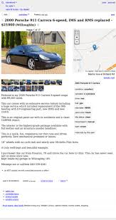 porsche coupe 2000 for 21 000 could this 2000 porsche 911 have you getting in on