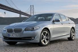 2012 bmw activehybrid 5 information and photos zombiedrive
