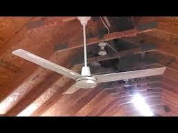 dayton leading edge industrial commercial ceiling fan youtube