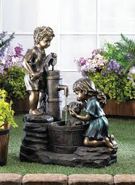 Backyard Fountains For Sale by Fountain For Garden 15 Diy Outdoor Fountain Ideas How To Make A