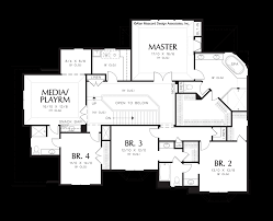 mascord house plan 2369 the campbell