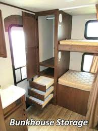 Bunk Bed Used Rv Bunk Bed Sheets Travel Trailer With Bunk Beds White Hawk Mi