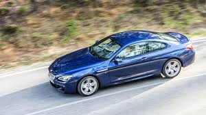 bmw coupe bmw 6 series two door coupe exits quietly