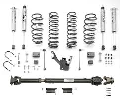 jeep lift kit crate mopar 77070088 stage i 2