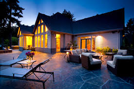 great outdoor patios and courtyards big sky landscaping