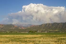 Show Me A Map Of Utah by Brian Head Fire Map Shows Scale Of Devastation As Smoke Grips Utah