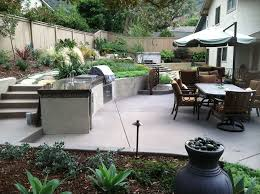 Outdoor Patio Design Let U0027s Eat Out 45 Outdoor Kitchen And Patio Design Ideas