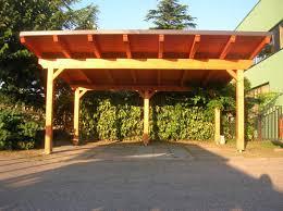 tettoia auto legno prezzo tettoie in legno idées de design d intérieur