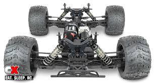rc mt410 1 10 4x4 pro monster truck kit