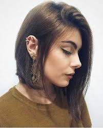 haircut ideas super asymmetrical haircut ideas for an appealing style short