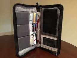 Florida travel wallets images 9 pacsafe and anti theft accessories for safe and secure travel jpg