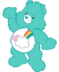 care bears shrinky dinks bow ideas care bears