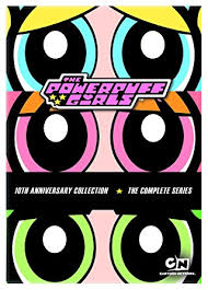 amazon powerpuff girls complete series 10th