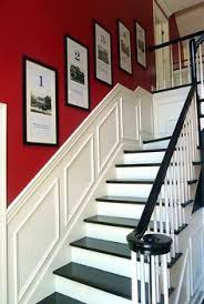Wainscoting On Stairs Ideas 12 Best Halls And Stairs Images On Pinterest Stairs Staircase