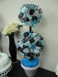 Bridal Shower Centerpiece Ideas by Bridal Shower Centerpiece Ideas Bridal Shower Tiffany Blue